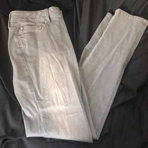 Light Grey Skinny Jeans !!
